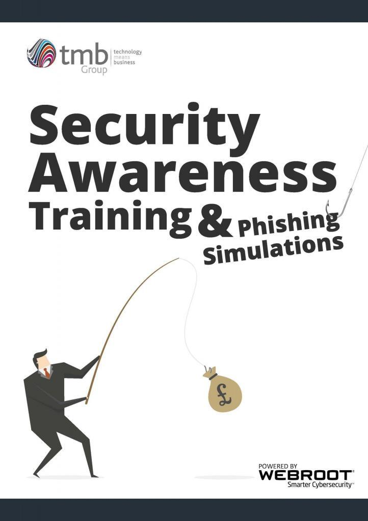 Security Awareness Training Brochure