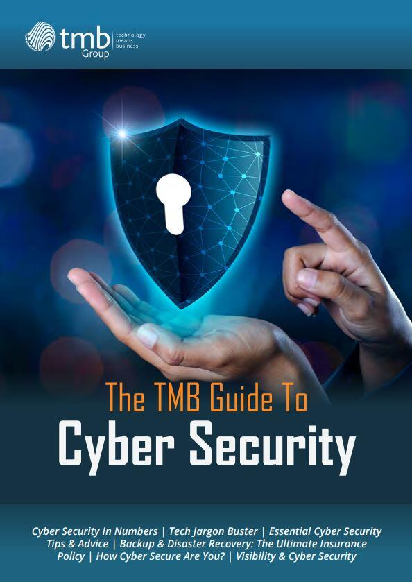 TMB Guide To Cyber Security