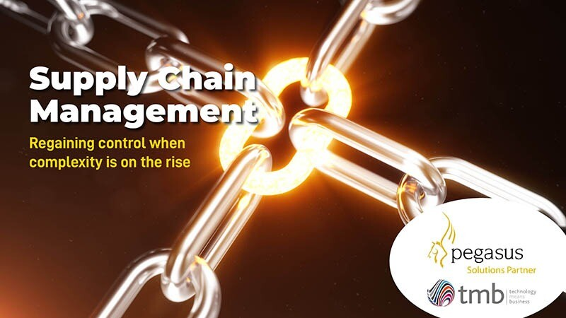 supply chain management white paper cover
